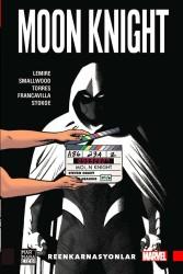 Marmara Çizgi - Moon Knight Cilt 2 Reenkarnasyonlar