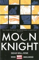 Marvel - Moon Knight Vol 2 Dead Will Rise TPB