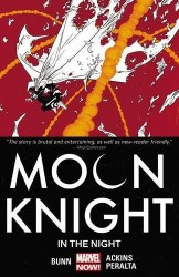 Marvel - Moon Knight Vol 3 In the Night TPB