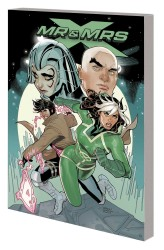 Marvel - Mr And Mrs X Vol 1 Love And Marriage TPB