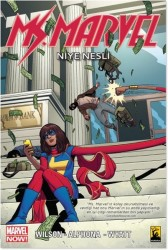 Arkabahçe - Ms Marvel Cilt 2 Yeni Nesil