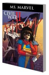 Marvel - Ms Marvel Vol 6 Civil War II