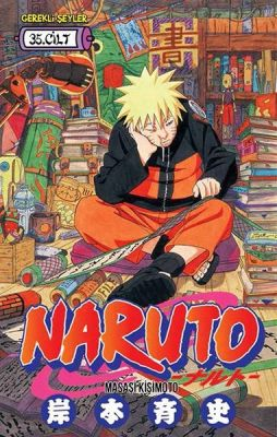 Naruto Cilt 35