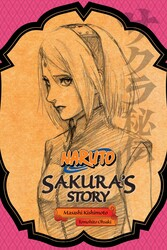 VIZ - Naruto Sakura Story Novel