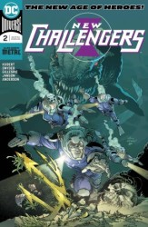 DC - New Challengers # 2