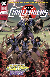 DC - New Challengers # 4