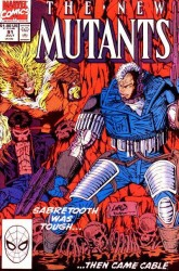 Marvel - New Mutants # 91
