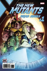 Marvel - New Mutants Dead Souls # 1