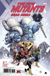 Marvel - New Mutants Dead Souls # 2