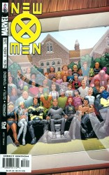 Marvel - New X-Men # 126
