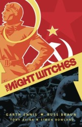 Diğer - Night Witches TPB