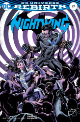 DC - Nightwing # 27 Variant