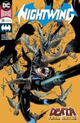 DC - Nightwing # 34