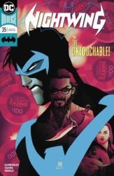 DC - Nightwing # 35