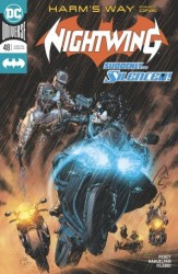 DC - Nightwing # 48