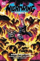 DC - Nightwing Burnback TPB
