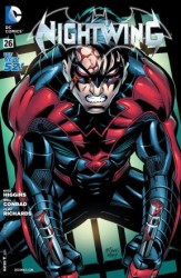 DC - Nightwing (New 52) # 26