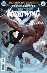 DC - Nightwing # 22