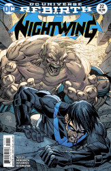 DC - Nightwing #22 Variant