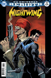 DC - Nightwing #23 Variant