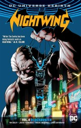 DC - Nightwing (Rebirth) Vol 4 Blockbuster TPB