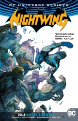 DC - Nightwing (Rebirth) Vol 5 Raptors Revenge
