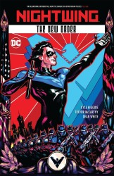 DC - Nightwing The New Order TPB