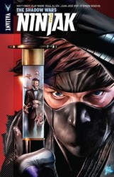 Valiant - Ninjak Vol 2 The Shadow Wars TPB