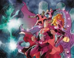 DC - Justice League No Justice # 1