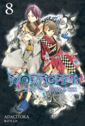 Kodansha - Noragami Cilt 8