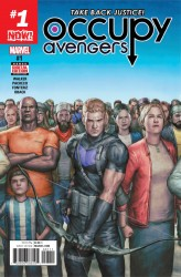 Marvel - Occupy Avengers #1