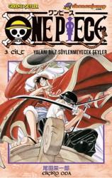 Gerekli Şeyler - One Piece Cilt 3 Yalanı Bile Söylenmeyecek Şeyler