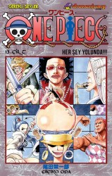 Gerekli Şeyler - One Piece Cilt 13 Her Şey Yolunda!!!
