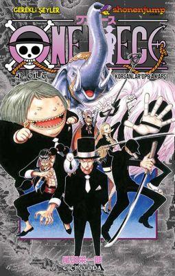 One Piece Cilt 42 Korsanlar CP9'a Karşı