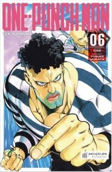 Akılçelen - One Punch Man - Tek Yumruk Cilt 6