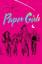 Image - Paper Girls Deluxe Edition Vol 1 HC