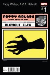 Marvel - Patsy Walker AKA Hellcat #1 Pulido Hip Hop Variant