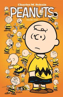 Peanuts Vol 4 TPB