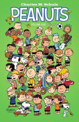 Peanuts Vol 5 TPB