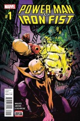 Marvel - Power Man and Iron Fist #1