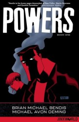 DC - Powers Book 1 TPB
