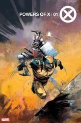 Marvel - Powers Of X # 1 1:10 Huddleston Variant