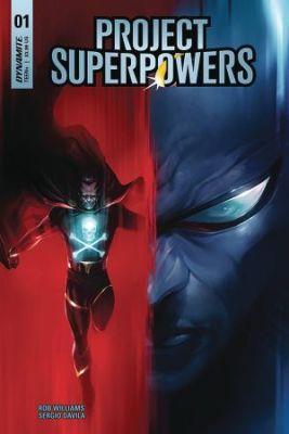Project Superpowers # 1 Mattina
