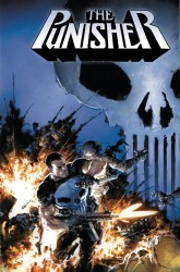 Marvel - Punisher (2018) # 1 1:25 Crain Variant