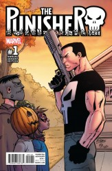 Marvel - Punisher Annual # 1 Lim Variant