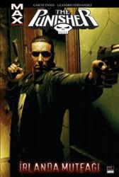 Marmara Çizgi - Punisher Max Cilt 2 İrlanda Mutfağı