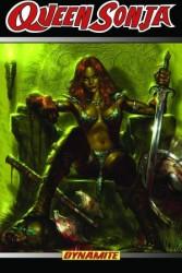 Dynamite - Queen Sonja Vol 1 TPB