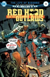 DC - Red Hood And The Outlaws # 13