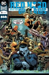 DC - Red Hood And The Outlaws # 19