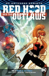 DC - Red Hood And The Outlaws (Rebirth) Vol 2 Who Is Artemis